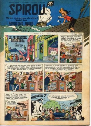 Le journal de Spirou # 1048