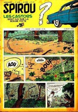 Le journal de Spirou # 955