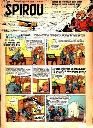Le journal de Spirou # 1088