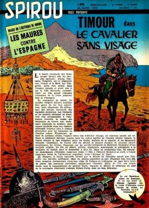 Album Spirou (recueil) # 1093