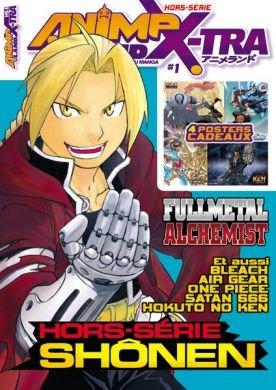 Animeland édition Anime Land x-tra hors-série