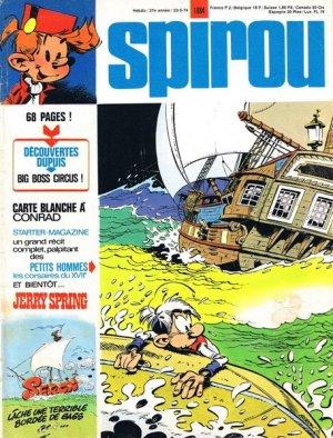 Le journal de Spirou # 1884