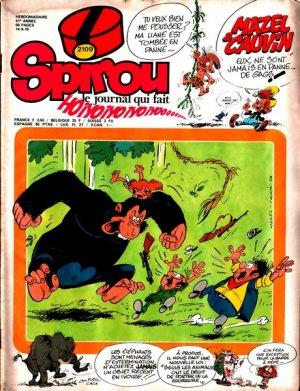 Album Spirou (recueil) # 2109