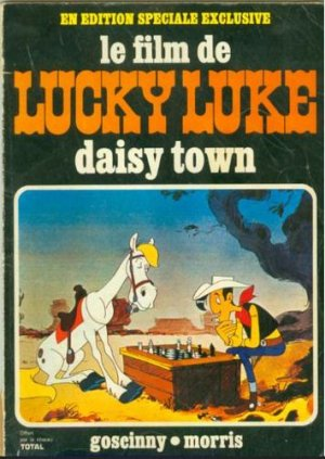 Le film de Lucky Luke - Daisy town édition Simple