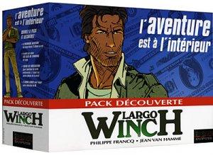 Largo Winch édition Coffret