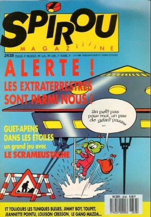 Le journal de Spirou # 2638