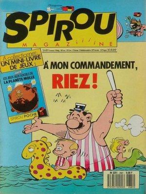 Album Spirou (recueil) # 2681