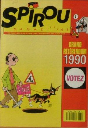 Le journal de Spirou # 2735