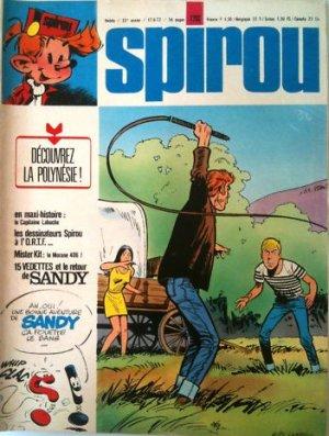 Le journal de Spirou # 1792