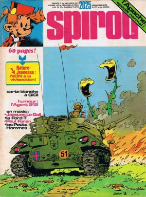 Le journal de Spirou # 2025