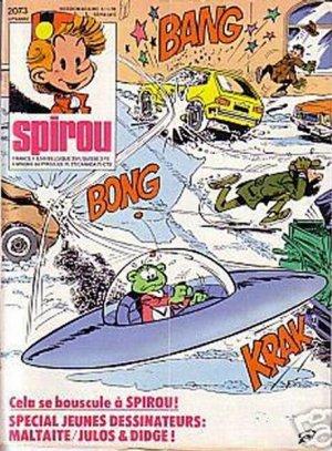 Le journal de Spirou # 2073
