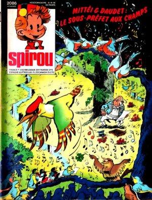 Album Spirou (recueil) # 2086