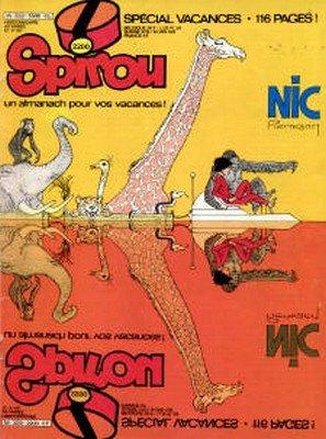 Album Spirou (recueil) # 2200