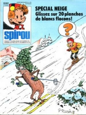 Le journal de Spirou # 2082