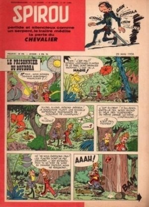 Album Spirou (recueil) # 1050