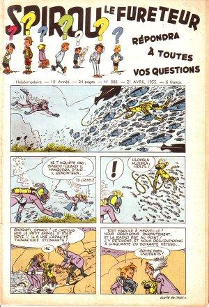 Le journal de Spirou # 888