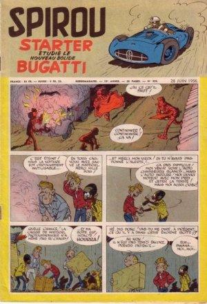 Le journal de Spirou # 950