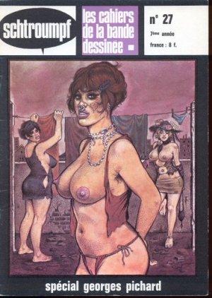 Schtroumpf Les cahiers de la bande dessinée # 27