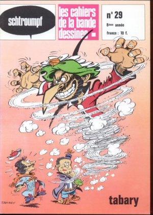 Schtroumpf Les cahiers de la bande dessinée # 29