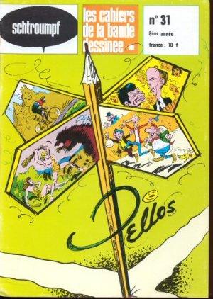 Schtroumpf Les cahiers de la bande dessinée # 31