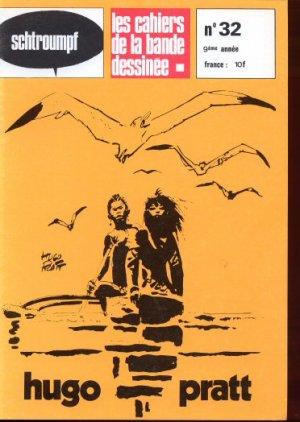 Schtroumpf Les cahiers de la bande dessinée # 32