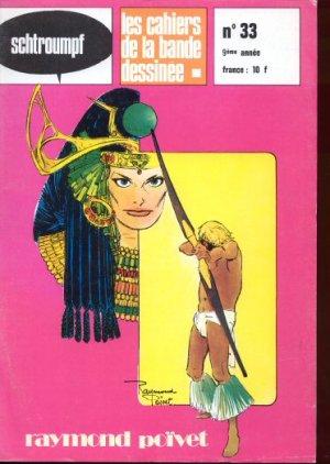 Schtroumpf Les cahiers de la bande dessinée # 33