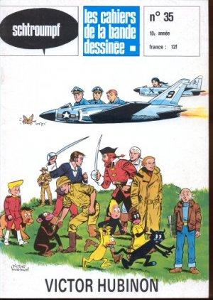 Schtroumpf Les cahiers de la bande dessinée # 35
