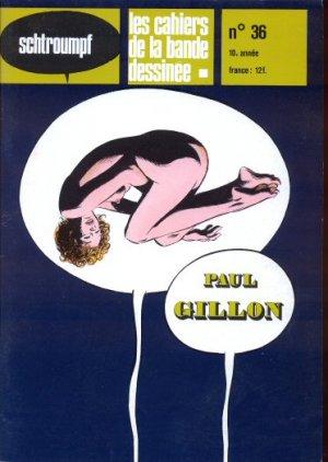 Schtroumpf Les cahiers de la bande dessinée # 36