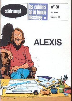 Schtroumpf Les cahiers de la bande dessinée # 38
