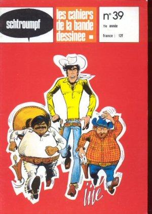Schtroumpf Les cahiers de la bande dessinée # 39
