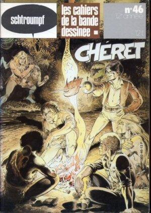 Schtroumpf Les cahiers de la bande dessinée # 46