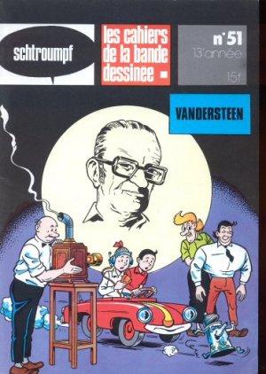 Schtroumpf Les cahiers de la bande dessinée # 51