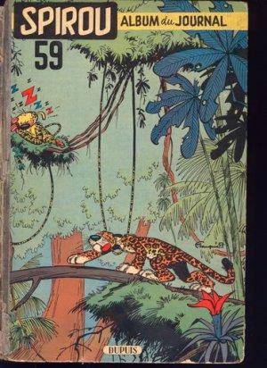 Le journal de Spirou # 59 Recueil