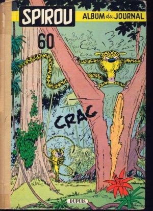 Le journal de Spirou # 60 Recueil