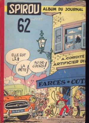 Le journal de Spirou # 62 Recueil
