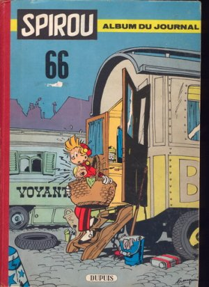 Le journal de Spirou # 66 Recueil