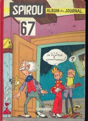 Le journal de Spirou # 67 Recueil