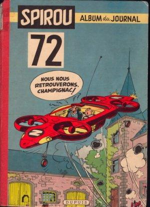 Le journal de Spirou # 72