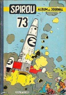 Le journal de Spirou # 73