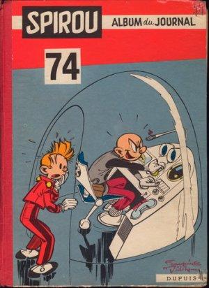 Le journal de Spirou # 74