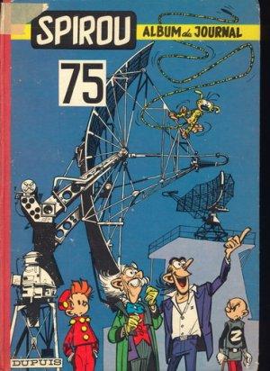 Le journal de Spirou # 75 Recueil