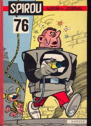 Le journal de Spirou # 76