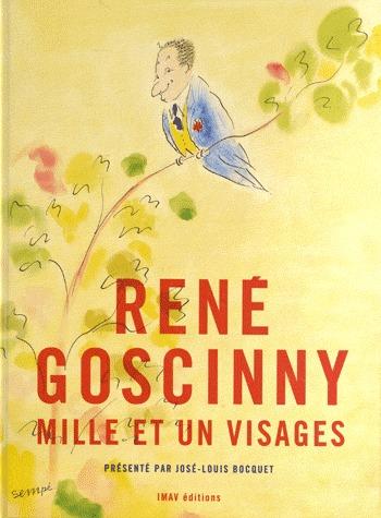 René Goscinny - Mille et un visages édition Simple