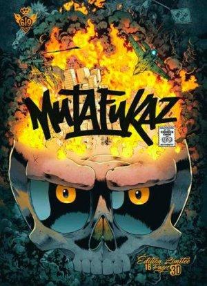 Mutafukaz édition limitée