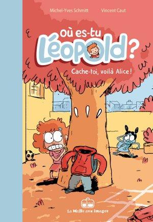 Où es-tu Léopold ? édition simple