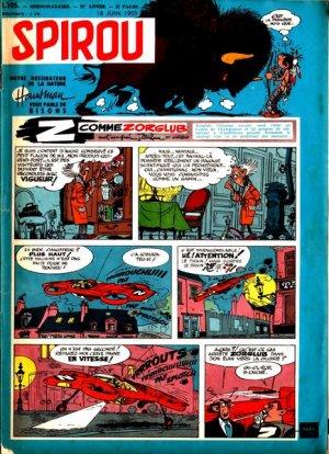 Le journal de Spirou # 1105