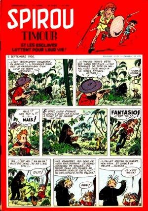 Le journal de Spirou # 960