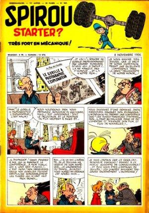 Le journal de Spirou # 969