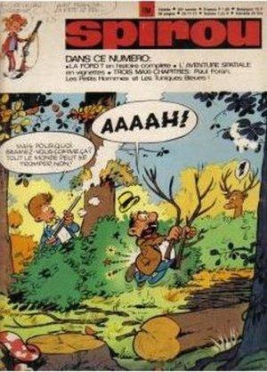 Le journal de Spirou # 1754