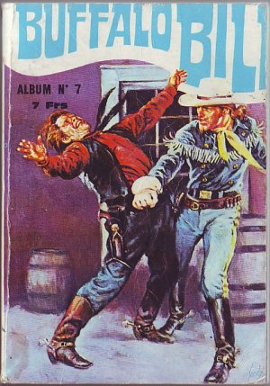 Buffalo Bill # 7 Intégrale